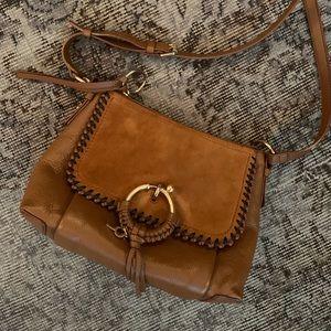 See by Chloe Joan Leather Shoulder Bag